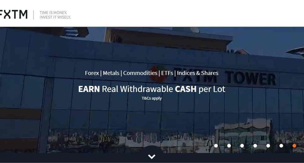 Fxtm earn