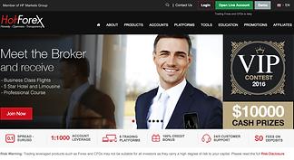 Hotforex broker firstpage