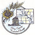 Clay County Historical Society Logo