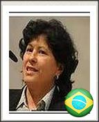 Teacher Doctora Araceli Albino. Member Founding – Embassadora Honorary of São Paulo-SP