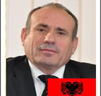Dr.h.c. Shefki Hysa. Member Effective. Honoris causa in International Diplomacy.