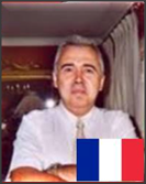 Phd. Patrick Durantou, Ambassador Honorary to French