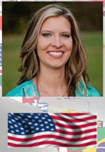 Honorary ambassador of Florida-USA. Shannon R. Gagnon.