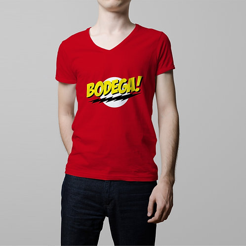 Camisa Bodega!