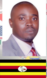 H.E. Ambassador Honorary of Uganda. Ssemwogerere Patrick.