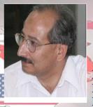 H.E. Honorary Ambassador of Islamabad, Pakistan. Dr. Mirza Barjees