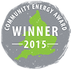 Official Stamp - Community Energy Award