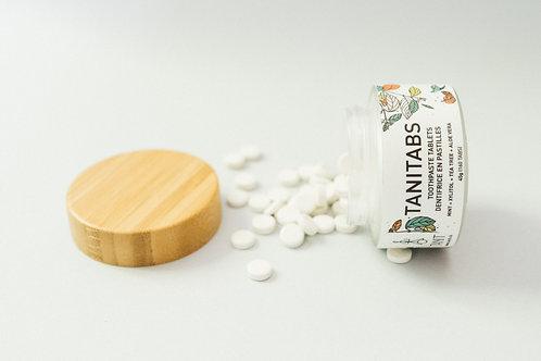 Pot en bambou + Dentifrice au Nano-Hydroxyapatite - 2 mois