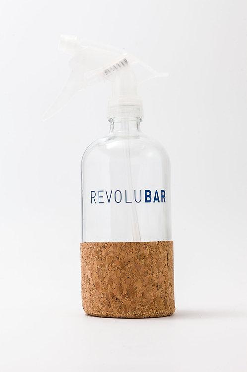 Bouteille à spray réutilisable REVOLUBAR