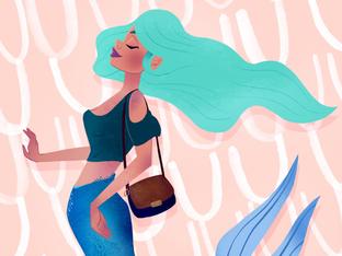 Snooty Mermaid