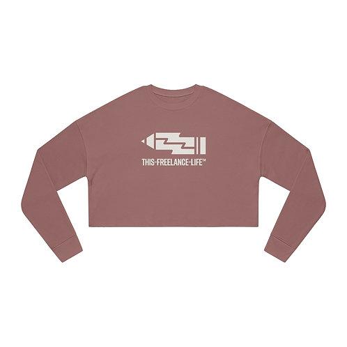 TFL Cropped Sweatshirt