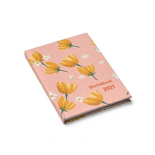 Flowery Sketchbook