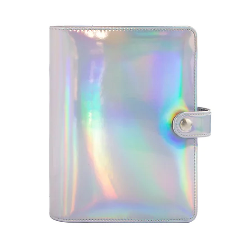 A6 Binder - Holographic
