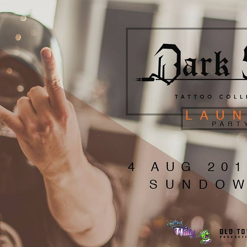 Dark Side Tattoo Collective Launch Party
