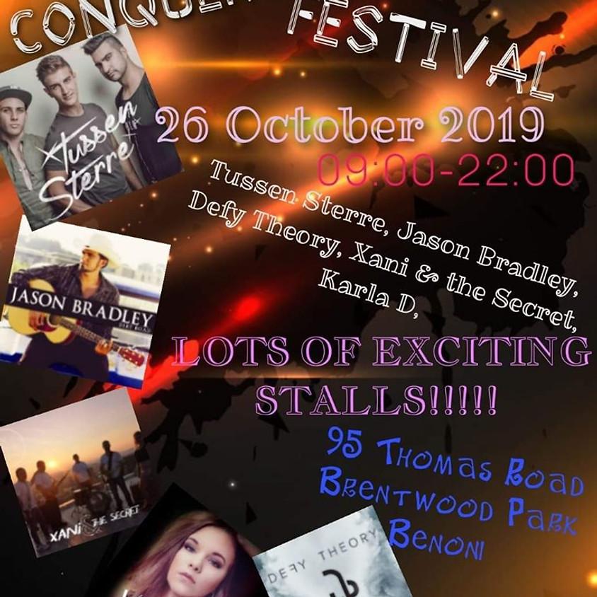 Conquerors festival