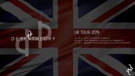 UK tour 2019