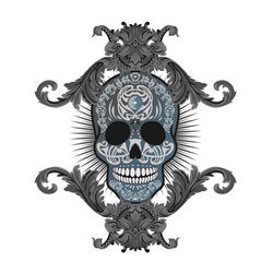 25. Sugar Skull