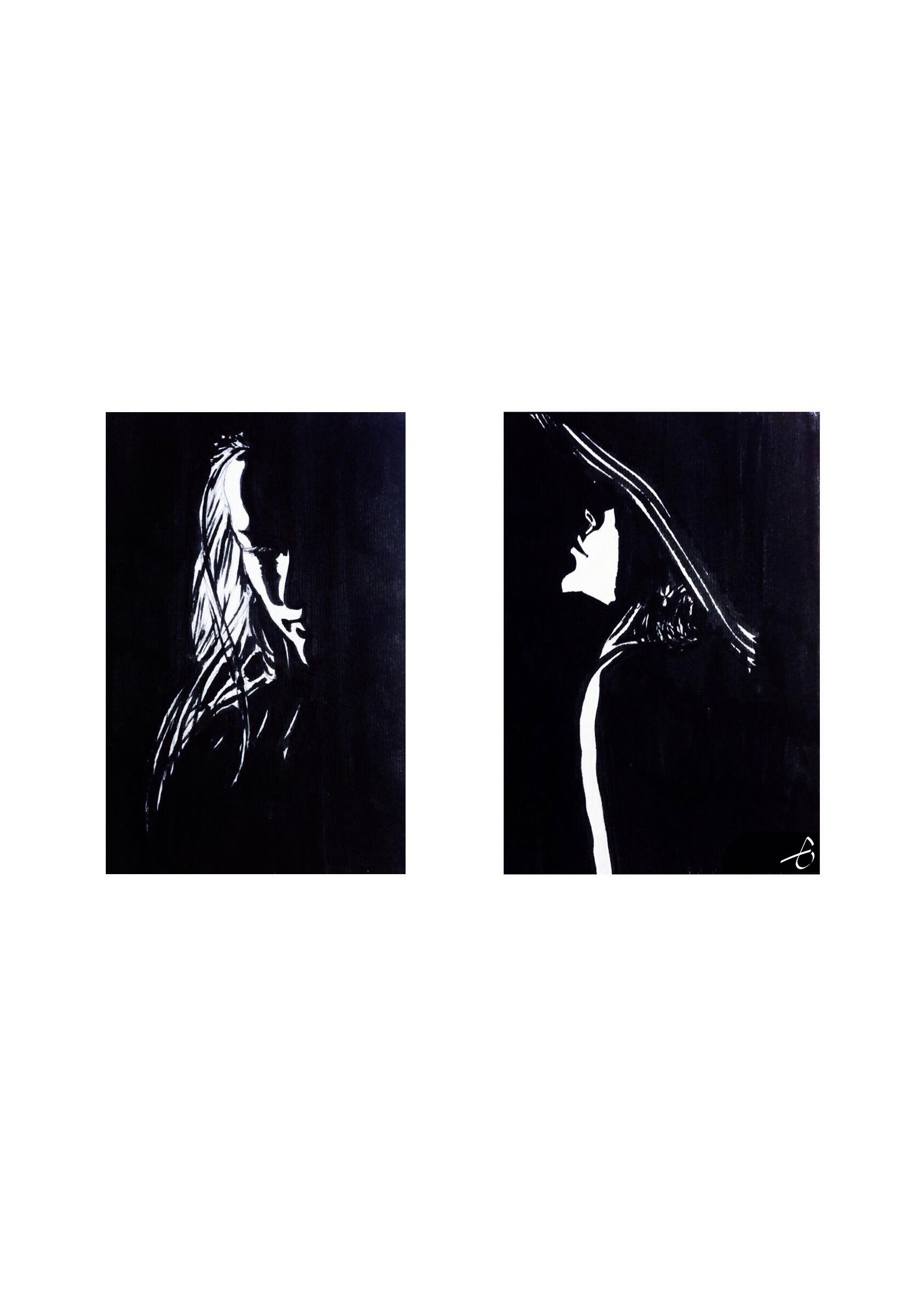 ISMENE & ANTIGONE