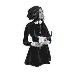 13. Swchool Witch