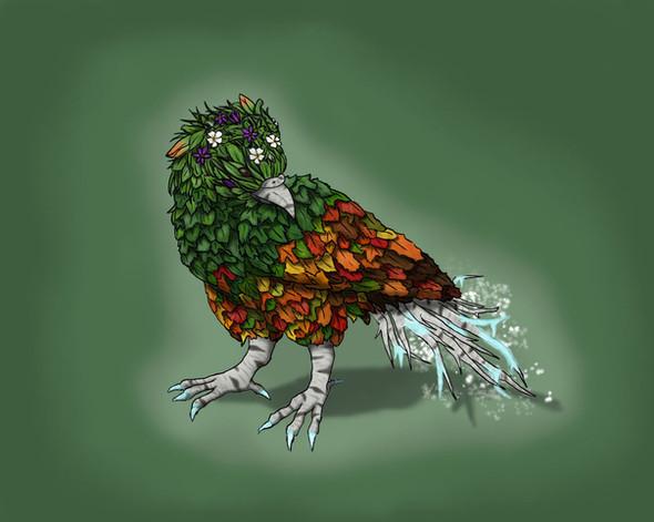 4 Seasons Bird
