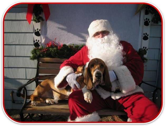 Cletus and Santa