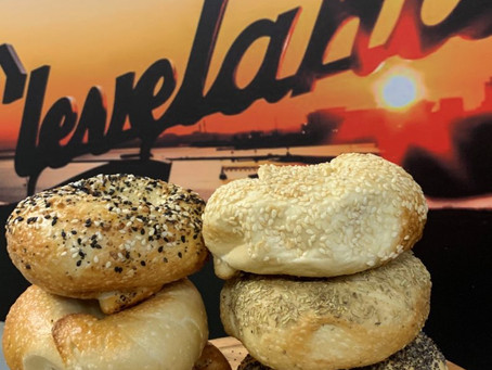 The Cleveland Bagel Company: Bagels hand-rolled fresh for you…...every day.