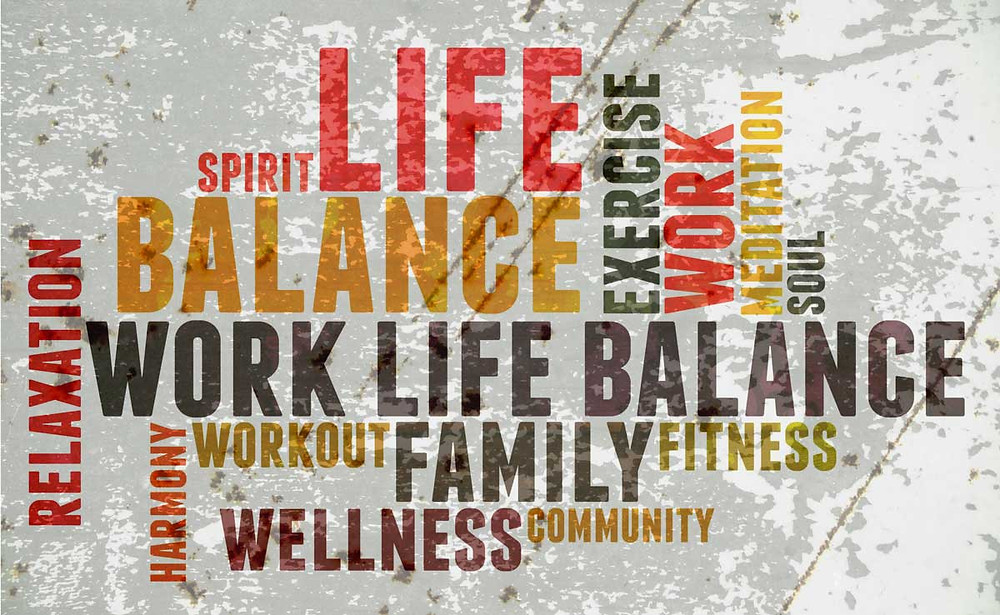 Work&life balance to mindfulness