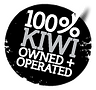 100% KIWI owned + Operated