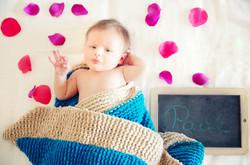 photographe nouveau né bébé frejus
