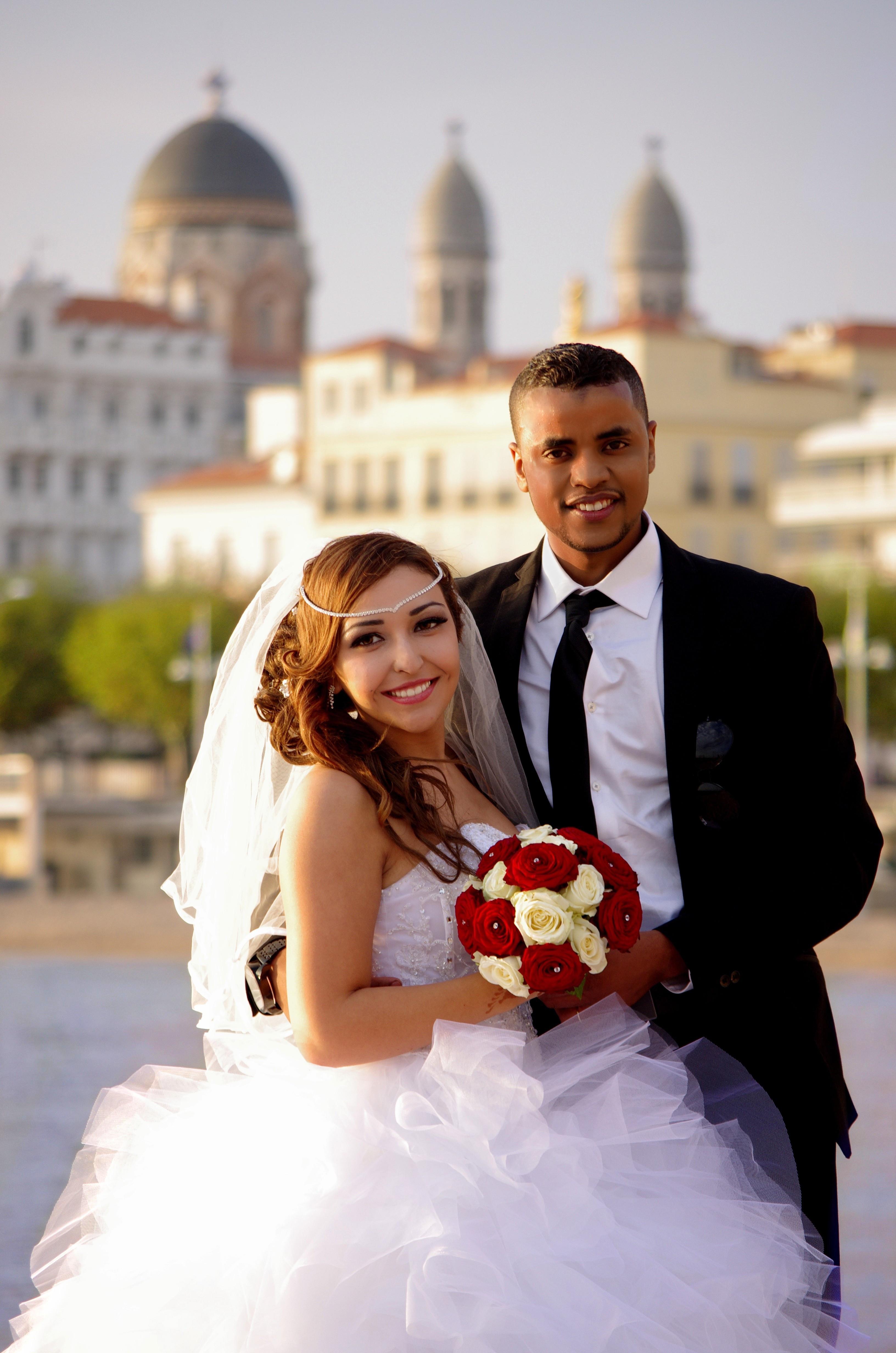 Photographe de mariage oriental