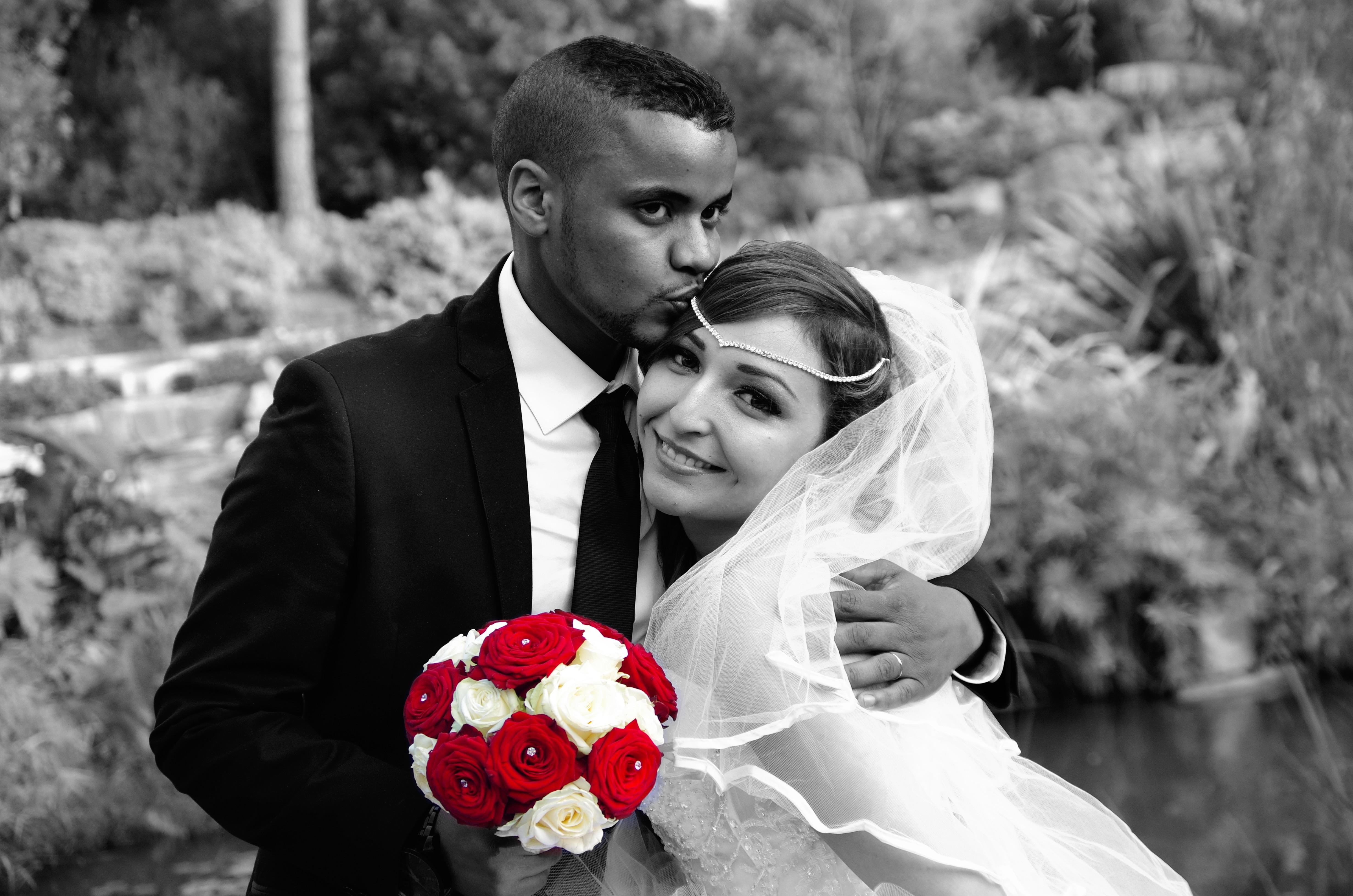 photographe de mariage mixte