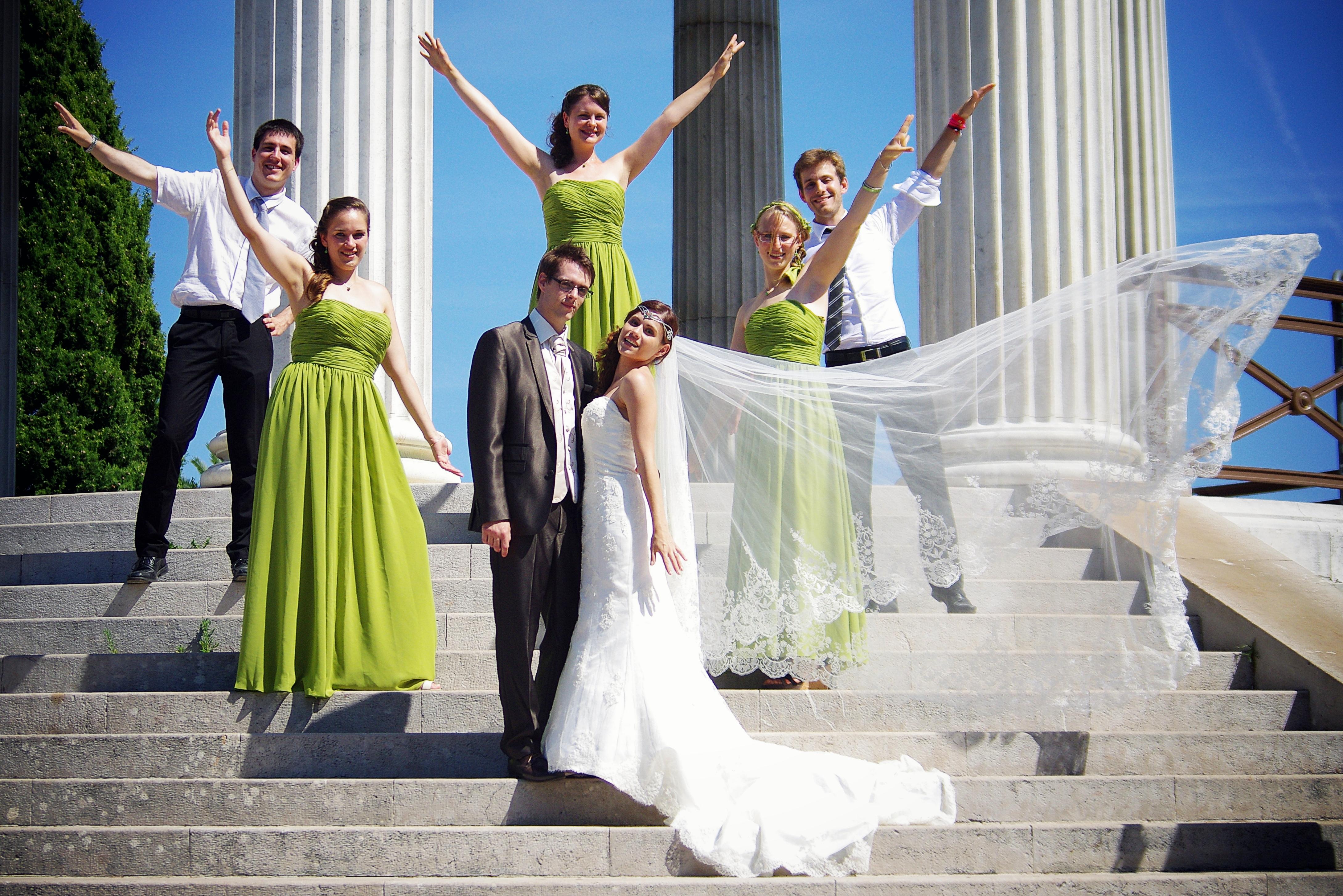 Photographe de mariage cannes