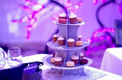 Le repas et la décoration de table