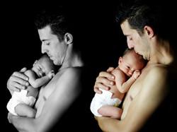 photographe naissance bébé frejus