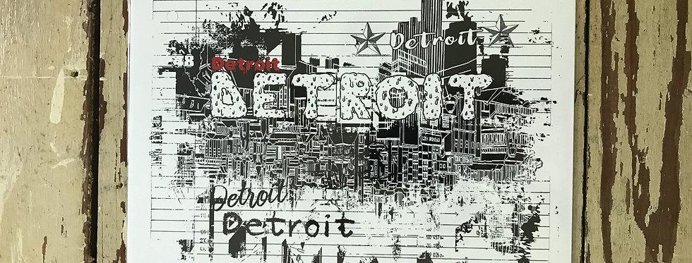 """Detroit Sketch"""