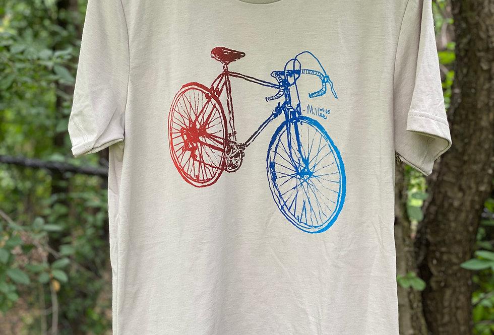 """Road Rider"" Bike Tee"