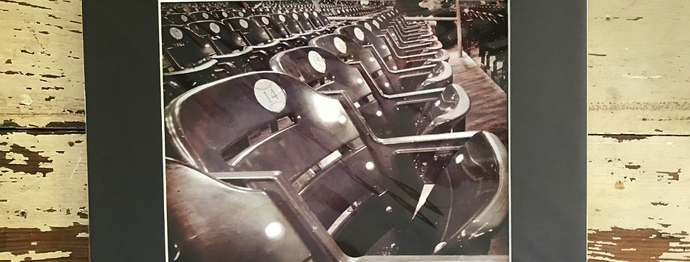 """Tiger's Seats"""