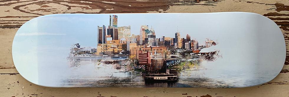 Boblo Detroit River Deck