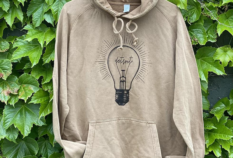 Detroit Lightbulb hoodie