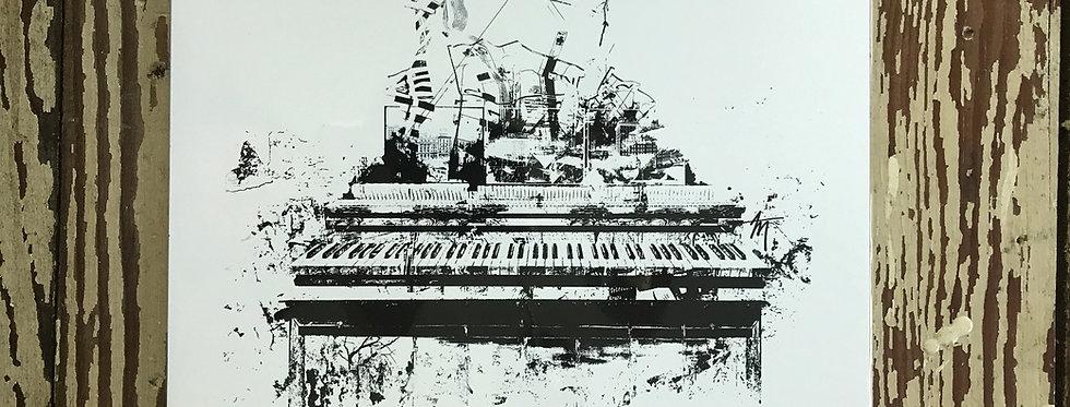 """""""Black Piano"""""""