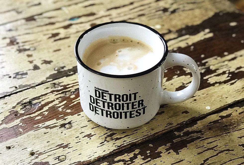 Detroit, Detroiter, Detroitest Mug