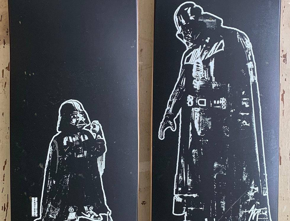 Vader JR double deck
