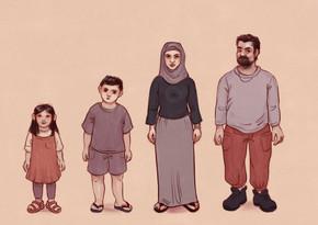 Syrien family