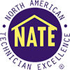 HVAC technicians certified Nate