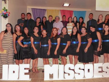 Formatura Ide Missões - Belém - PA
