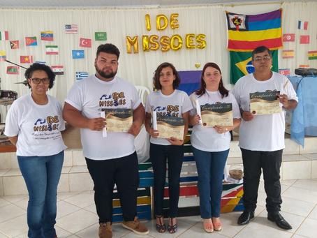 Formatura Ide Missões - Soledade - RS
