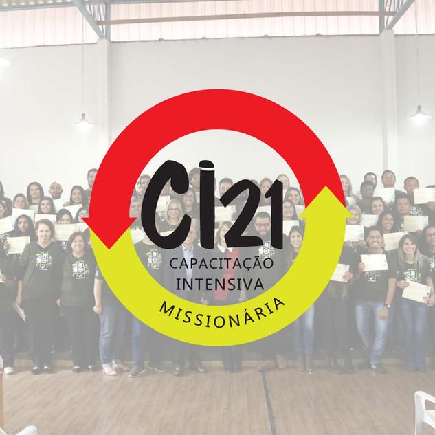 Ci21 - Capacitação Intensiva de 21 dias