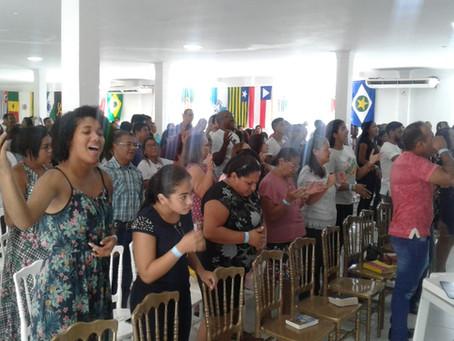 Treinando Para Multiplicar 4 - Maranhão