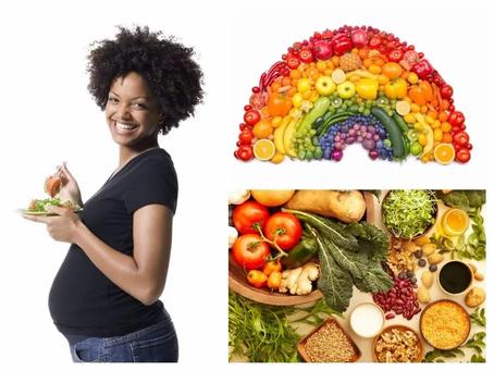 Nutrition During Pregnancy & Postpartum