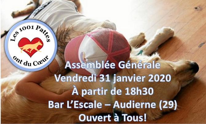 Assemblée Générale de l'Association